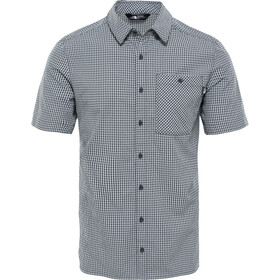 The North Face Hypress Chemise manches courtes Homme, asphalt grey